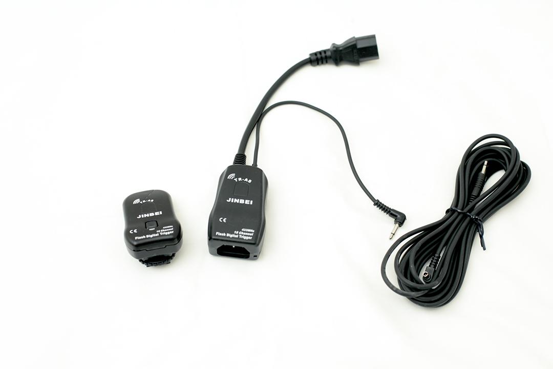 Trigger et câble synchro